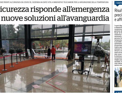 La Repubblica parla di GeoVision