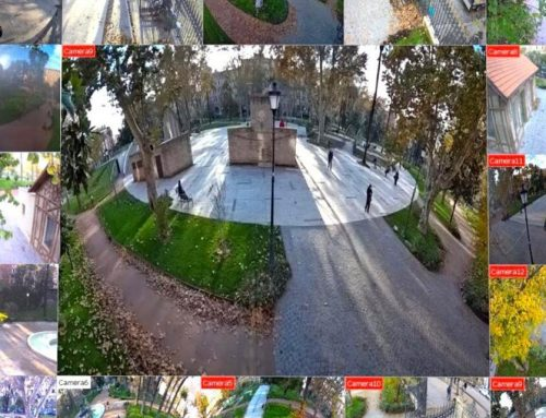 Video Analisi e Face recognition a Roma